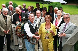 Unterhaltungskünstler für 80. Geburtstag