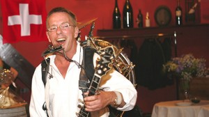 Entertainer in der Schweiz