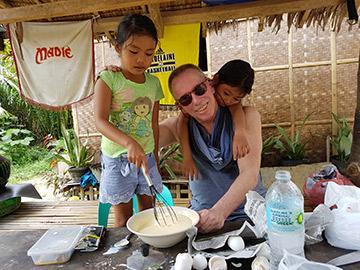 Pfannekuchen machen lernen für Kids