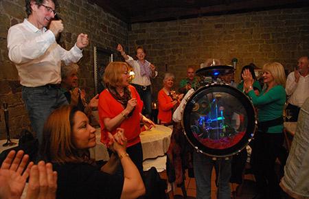 Künstler für 60. Geburtstagsfeier Unterhaltung