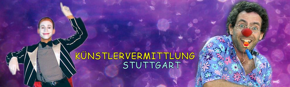 Künstlervermittlung in Stuttgart