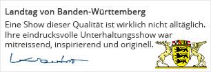 Referenz Landtag Baden-Württemberg