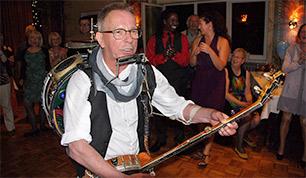 Live Musiker für 60. Geburtstag