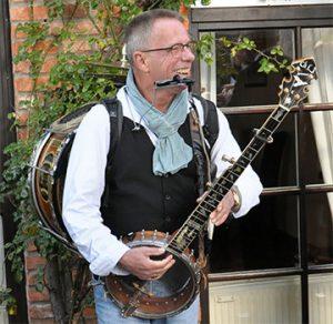 Musiker zum 50. Geburtstag